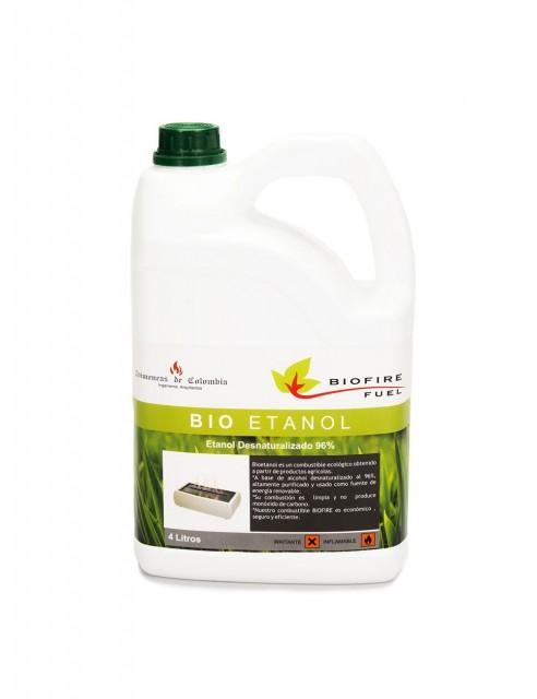 Galón de Bioetanol