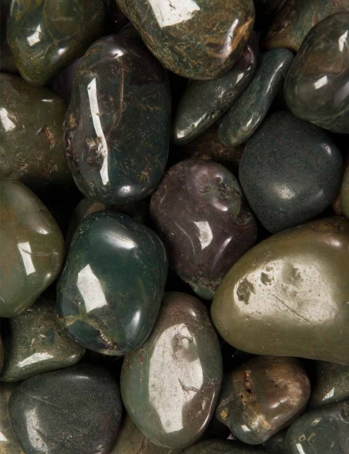 Piedras naturales de Rio...