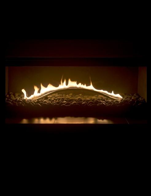 Chimeneas a Gas Loft Vented...